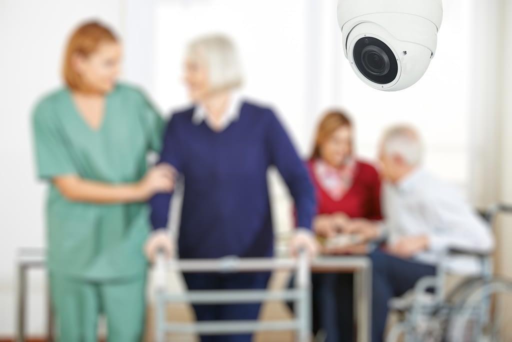 videosorveglianza anziani